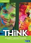 Think - ниво Starter (A1): Учебник по английски език -