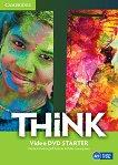 Think - ниво Starter (A1): Video DVD по английски език -