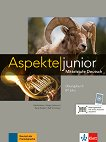 Aspekte junior - ниво B1 plus: Учебна тетрадка по немски език + аудиоматериали - учебник