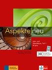 Aspekte Neu - ниво B1 plus: Комплект от учебник и учебна тетрадка - част 1 + CD - учебник