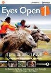 Eyes Open - ниво 1 (A1): Presentation Plus - DVD-ROM с материали за учителя по английски език -