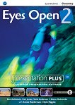 Eyes Open - ниво 2 (A2): Presentation Plus - DVD-ROM с материали за учителя по английски език - Ben Goldstein, Ceri Jones, David McKeegan, Vicki Anderson, Garan Holcombe, Eoin Higgins -