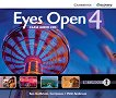 Eyes Open - ниво 4 (B1+): 3 CD с аудиоматериали по английски език -