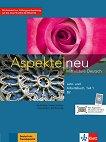 Aspekte Neu - ниво B2: Комплект от учебник и учебна тетрадка - част 1 + CD - учебна тетрадка