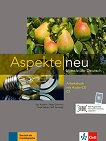Aspekte Neu - ниво C1: Учебна тетрадка по немски език + CD - учебна тетрадка