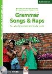Grammar Songs and Raps: Книга за учителя по английски език + 2 CD с аудиоматериали - Herbert Puchta, Matthew Devitt, Gunther Gerngross, Christian Holzmann - учебна тетрадка