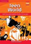 Teen World: Материали за фотокопиране по английски език - Joanna Budden - помагало