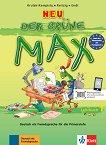 Der Grune Max Neu - ниво 1 (A1): Учебник по немски език - Elzbieta Krulak-Kempisty, Lidia Reitzig, Ernst Endt -