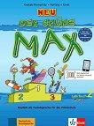 Der Grune Max Neu - ниво 2 (A1+): Учебник по немски език - Elzbieta Krulak-Kempisty, Lidia Reitzig, Ernst Endt -