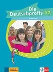 Die Deutschprofis - ниво A2: Учебна тетрадка по немски език - помагало