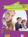 Die Deutschprofis - ниво B1: Учебник по немски език + онлайн материали - помагало