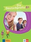 Die Deutschprofis - ниво B1: Учебна тетрадка по немски език - помагало
