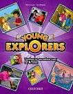 Young Explorers: Учебник по английски език за 4. клас - Nina Lauder, Paul Shipton -