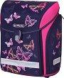 Ученическа раница - Midi: Rainbow Butterfly -
