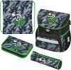 Ученическа раница - Loop: Dino Jungle - Комплект с 2 несесера и спортна торба -