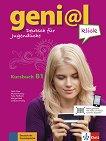geni@l klick - ниво 3 (B1): Учебник по немски език + 2 CD - помагало