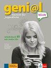 geni@l klick - ниво 3 (B1): Учебна тетрадка по немски език + 2 CD - Sarah Fleer, Susy Keller, Maruska Mariotta, Petra Pfeifhofer, Margret Rodi -