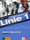 Linie - ниво 1 (A1): Тетрадка с упражнения по немски език - Susan Kaufmann, Ulrike Moritz, Margret Rodi, Lutz Rohrmann -