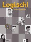 Logisch! - ниво A1: Учебна тетрадка по немски език + CD - Sarah Fleer, Alicia Padros, Cordula Schurig -