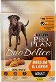 Purina Pro Plan Duo Delice Optibalance Chicken Medium & Large Adult - Суха храна с пилешко месо за кучета от средни и големи породи на възраст над 1 година - чувал от 2.5 kg -