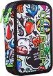 Несесер с ученически пособия - Jumper: Graffiti -