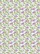 Декупажна хартия - Цветчета - Размери 30 x 40 cm -