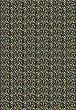 Декупажна хартия - Цветна плетеница - Размери 30 x 40 cm