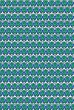 Декупажна хартия - Кобалтово зелено и синьо - Размери 30 x 40 cm -