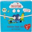 FruchtBar - Био мюсли десерти с боровинка и банан - Опаковка от 6 броя x 23 g за бебета над 12 месеца -
