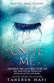 Shatter Me -  Intermediate book: Unite me -