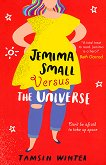 Jemima Small Versus the Universe - Tamsin Winter - книга
