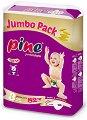 Pine Premium 3 - Midi - Пелени за еднократна употреба за бебета с тегло от 4 до 9 kg -