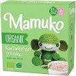 Mamuko - Био безмлечна каша със зелена елда - Опаковка от 240 g за бебета над 4 месеца -
