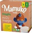 Mamuko - Био безмлечна каша с овес - Опаковка от 240 g за бебета над 4 месеца -