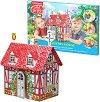 """Къща - Картонен модел за оцветяване и сглобяване от серията """"Art Berry"""" -"""