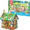 """Горска къща - Картонен модел за оцветяване и сглобяване от серията """"Art Berry"""" -"""