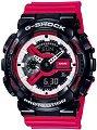 """Часовник Casio - G-Shock GA-110RB-1AER - От серията """"G-Shock"""""""