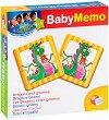 """Мемо карти с животни - Образователна игра от серията """"Carotina Baby"""" - игра"""