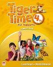 Tiger Time for Bulgaria: Учебник по английски език за 4. клас - Carol Read, Mark Ormerod -