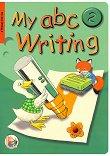 My ABC Writing 2 - занимателна детска книжка на английски език - детска книга