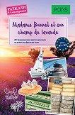Madame Bonnet et son champ de lavande - ниво А1 - А2 : Разкази в илюстрации - помагало