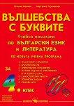 Учебно помагало по български език за 4. клас на СОУ - Лиляна Владова, Евтимия Манчева -