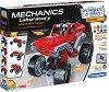 """Лаборатория по механика - Monster Truck - Образователен конструктор от серията """"Clementoni: Science"""" -"""