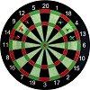 Магнитен дартс - Комплект с 6 стрелички - игра