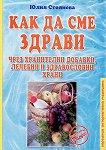 Как да сме здрави чрез хранителни добавки, лечебни и здравословни храни - Юлия Стоянова -