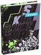 Тефтер с подплатени корици - Skate - Размери 15 / 20 / 2.5 cm -