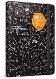 Ученическа тетрадка с ластик - Pist : Размери 17 x 24 cm с широки редове - 120 листа - тетрадка