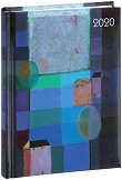 Lady Timer - Blaue Stunde: Календар - бележник 2020 - 11.00 x 15.3 cm -