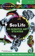 Декорирай сам скреч стикери - Морски свят - Творчески комплект -