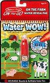 Рисувай с вода - Ферма - Творчески комплект -